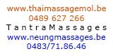 thai massage mol